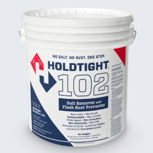 HoldTight 102 - 5 Gallon Salt Remover and Flash Rust Preventer