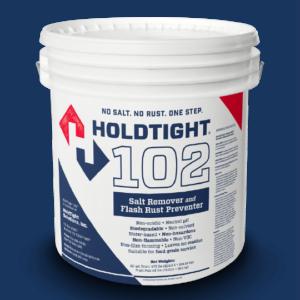 HoldTight 102 - 5 Gallon Salt Remover and Flash Rust Preventer